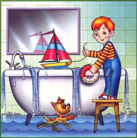 Constientizarea pericolelor si formarea unui comportament preventiv la copii